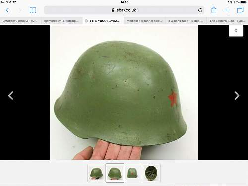 Need help Yugoslavian helmet ww2 ???????