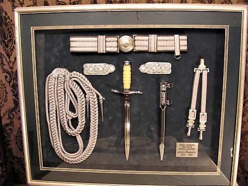 DDR Dagger Display