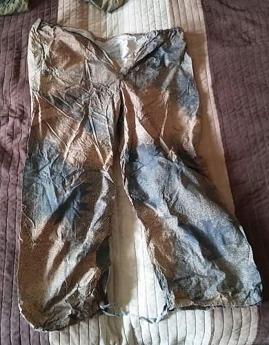 """Yugoslavian """"mountain"""" pattern kit set"""