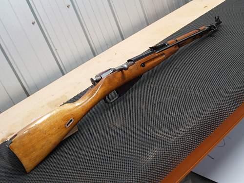 Romanian M44 Carbine