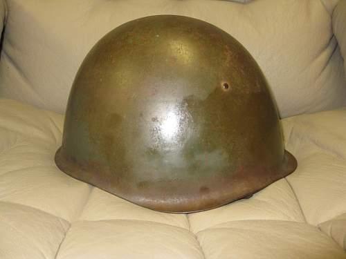 Czech Helmet...WW2?