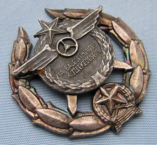 Hungarian comunist order ?