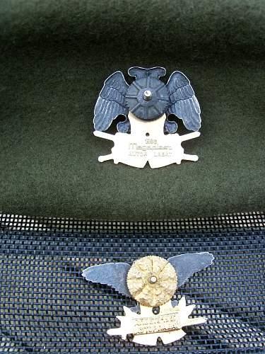 yugoslavian beret help required