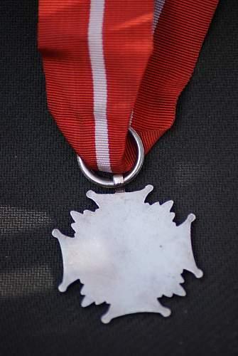 Polish Merit Cross