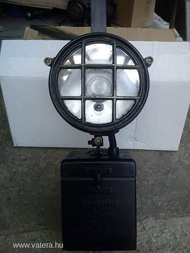 Battery Lamp (?)