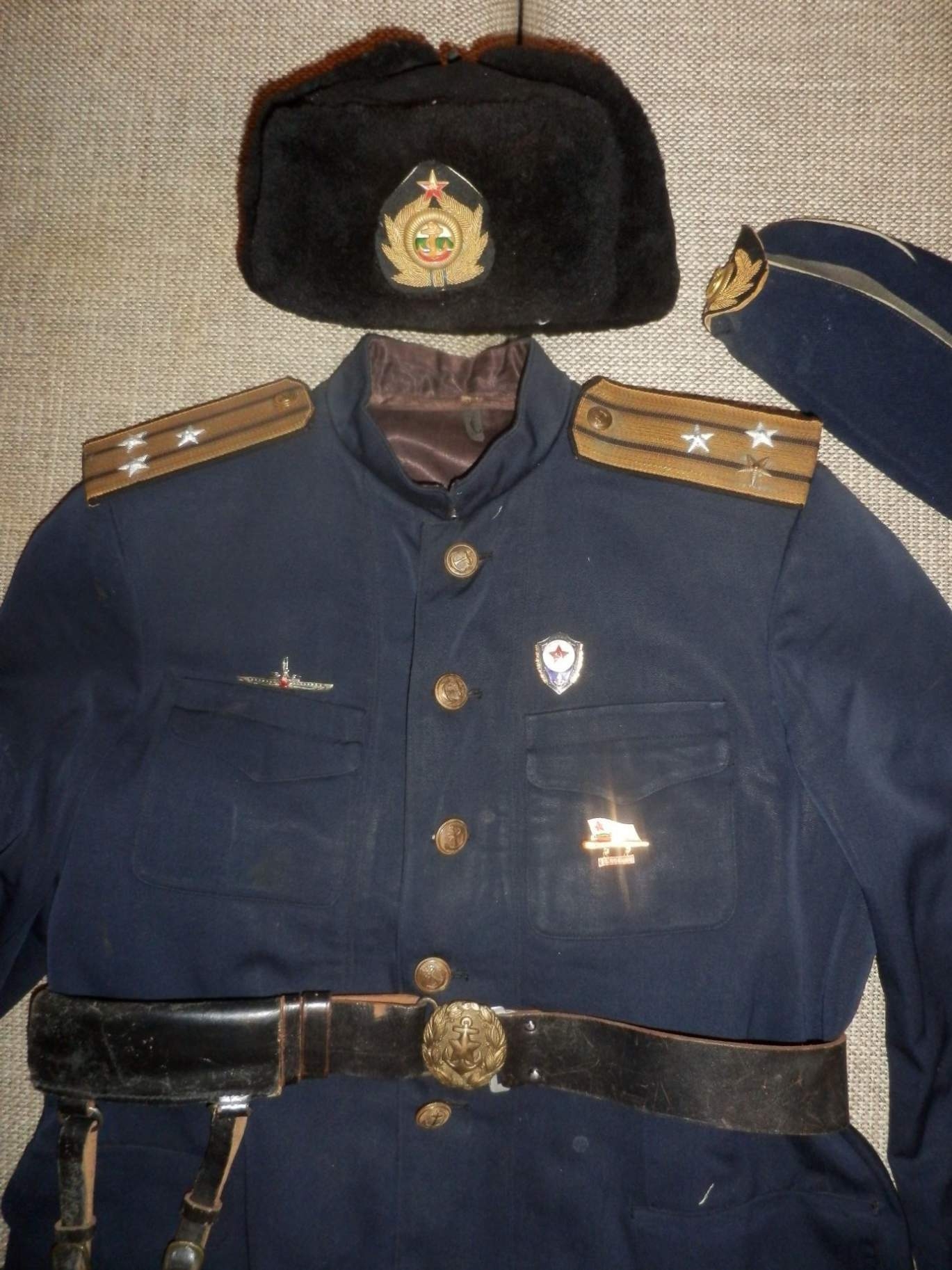 Submarine Uniform 119