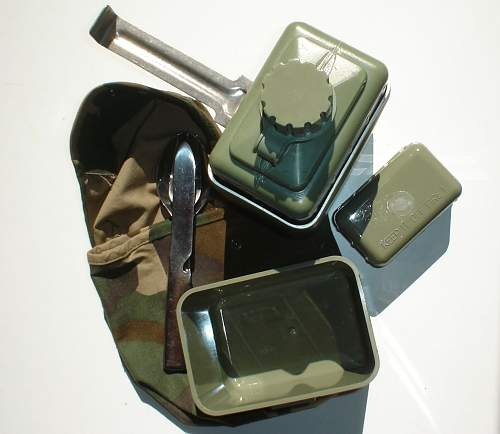 Accessories dish JNA (made in serbia)