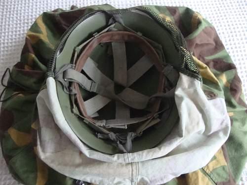 JNA  M-68 Maskirno Odelo Letnje