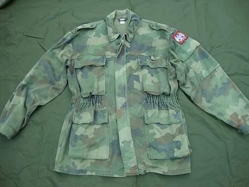M-89 camouflage