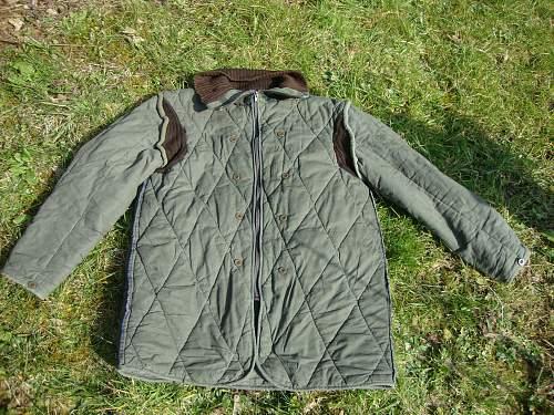 Bulgarian Splinter Pattern Jacket