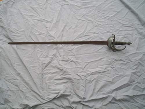 Spanish Sword?