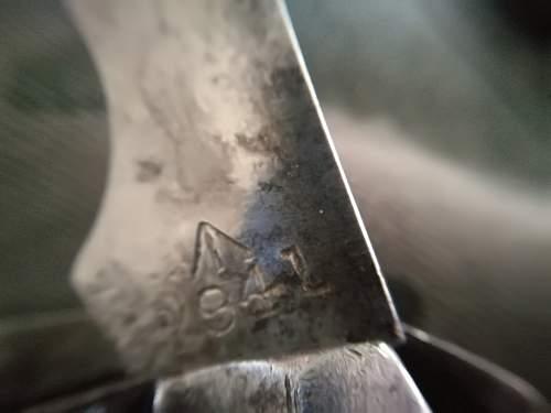 British pocket knife