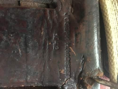 Ithaca 1911 45 & Camillus M3 Knife