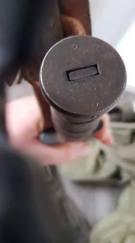 Mark 2 Camillus - U.S.M.C. Marked, WW2 ?