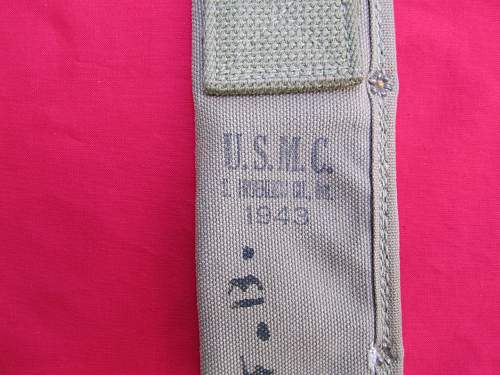 US SWI Machete 1943 What not to buy!