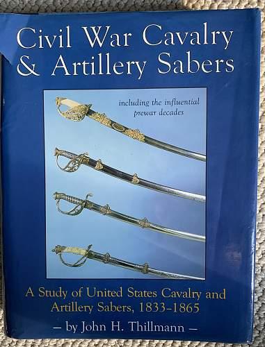 Rare Roby Civil War Cavalry  sabers.