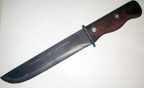RAF/USAF Survival Knife??