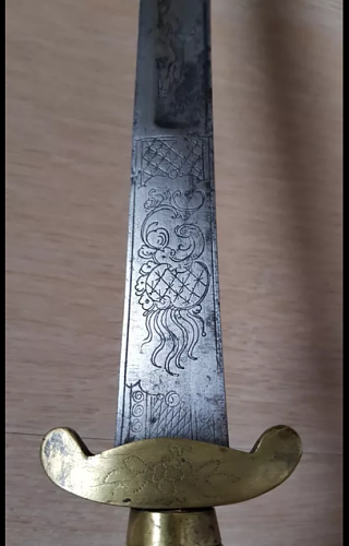 Old sword REAL OF FAKE