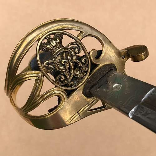 British sword identification