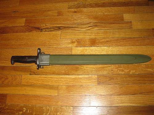 Model 1905  RIA Bayonet