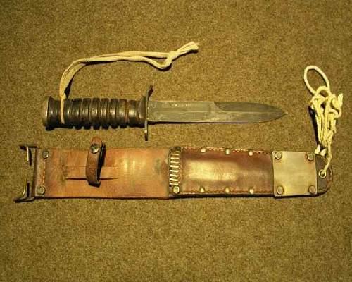 M-3 knives