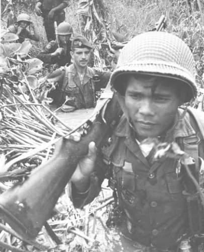 Bayonet Vietnam era?