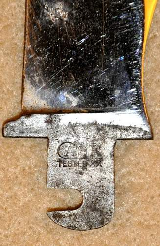 Case XX Knife/Axe Combo