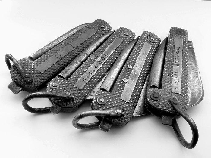 Navy Jack Knives
