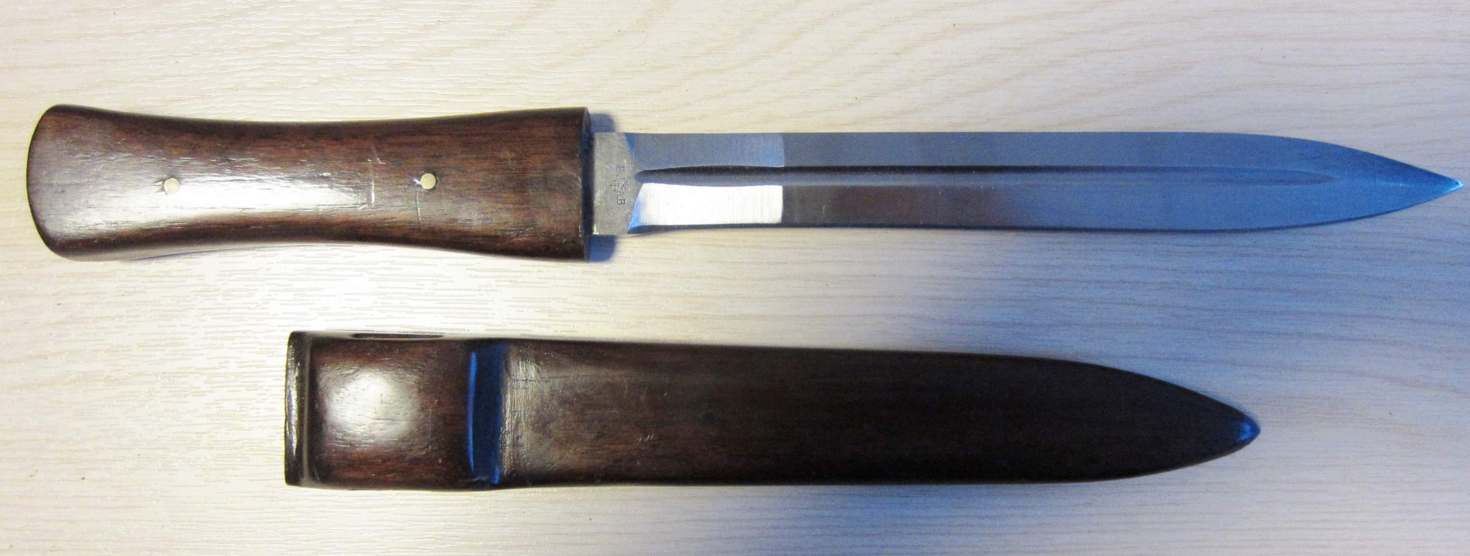 Swedish Special Forces Fighting Knife