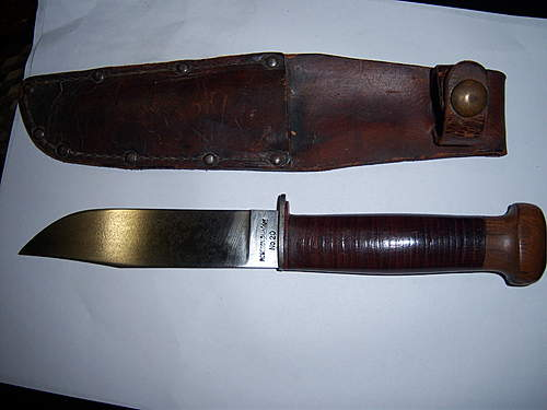 US knives: What do I have?