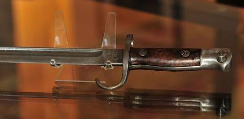 1907 Quillon Bayonet