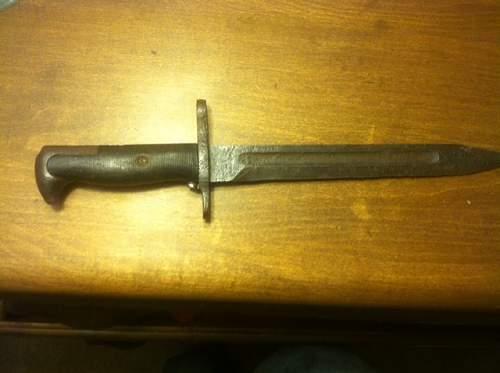 Relic M1 Bayonet