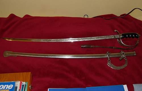 American sabre