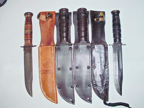 Navy Mark 2 Knife