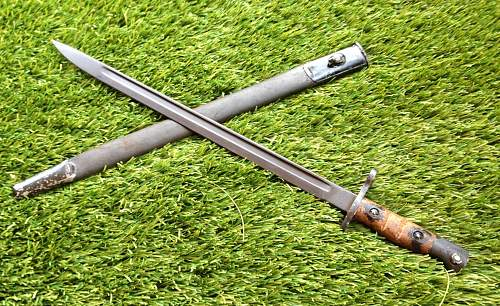 P14 Remington Bayonet