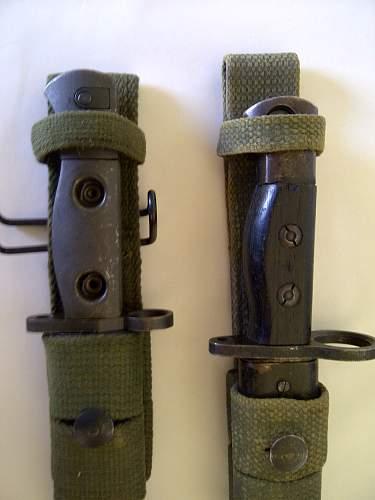 Jungle enfield bayonet