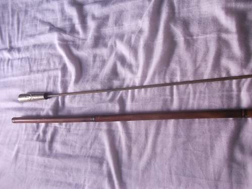 Sword Bamboo Canes