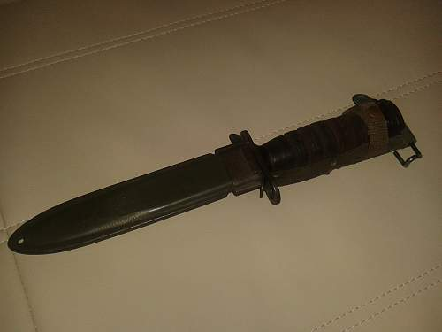 M1 Imperial Bayonet