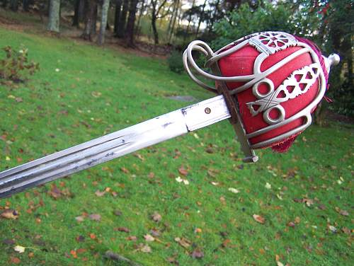 'Claymore' Sword - Real or Repro.........?