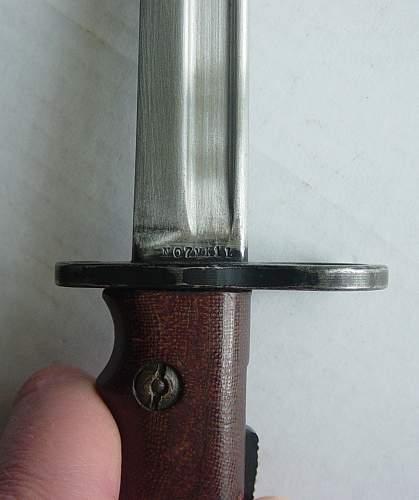 Click image for larger version.  Name:No7 MKI Land service bayonet 004.jpg Views:93 Size:130.7 KB ID:59782