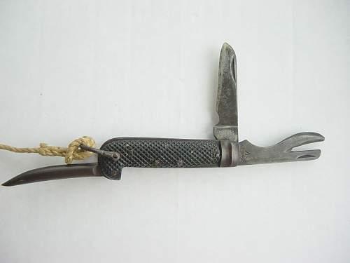 The humble British Jack Knife
