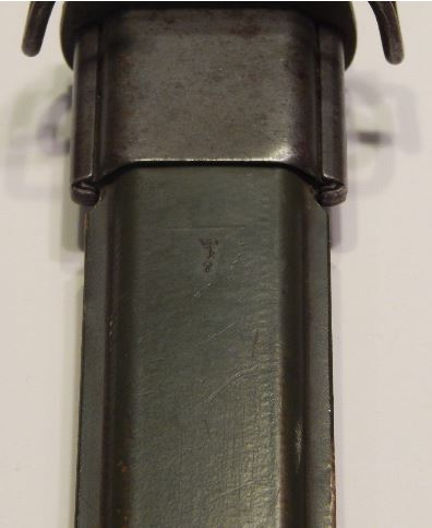 US M1 bayonet