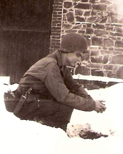 Which WWII Bayonet?