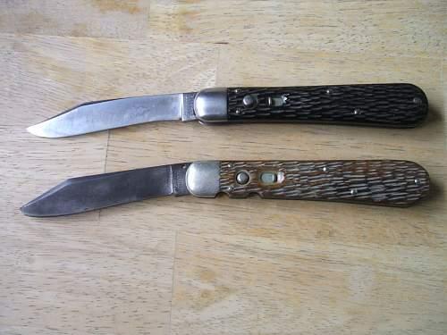 Schrade M2 knives?