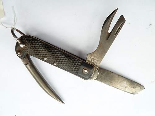 India Works Pocket Knife