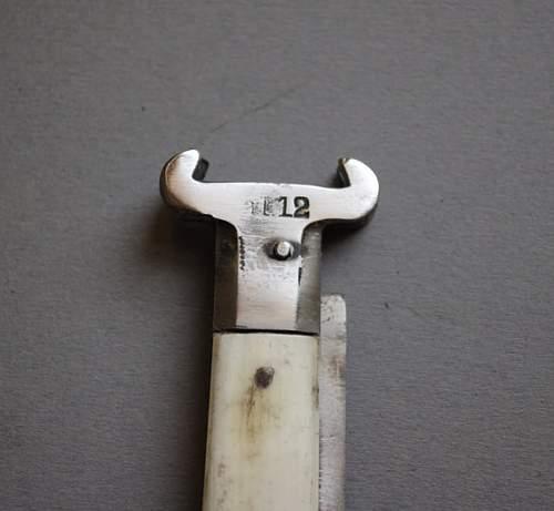 Italian Pocket  knife,