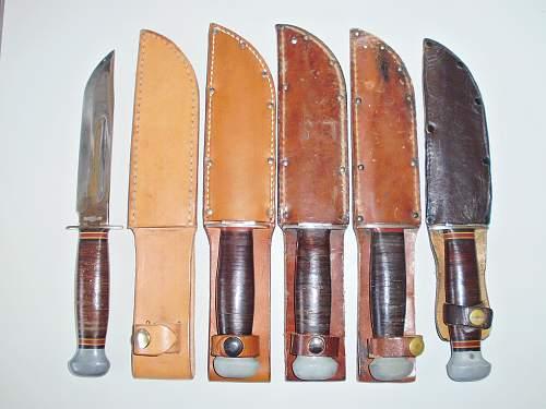RH PAL 36 knife