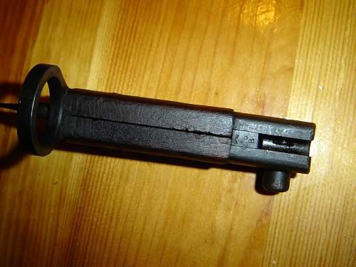no5 bayonet