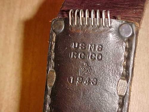 Repro?  US M6 RC Co 1943