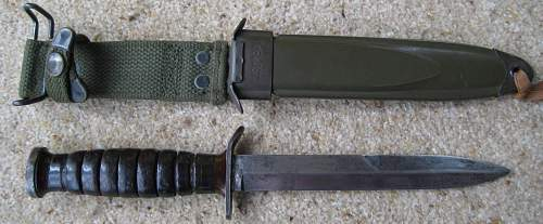 M3 and M6 blade dated
